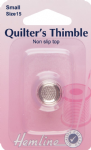 H300.S Quilters Thimble: Premium Quality: Small
